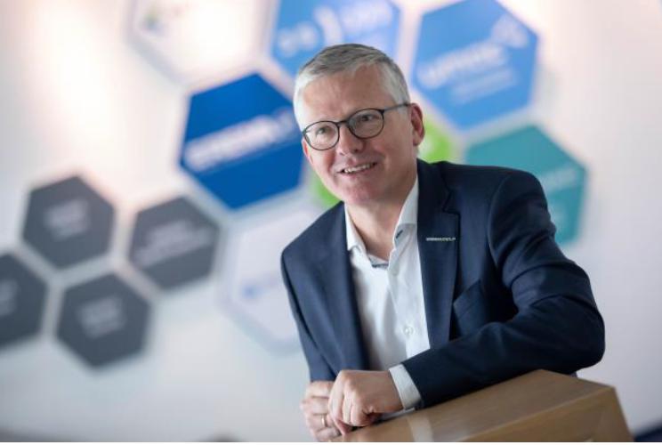 Manfred Hackl, CEO EREMA Group GmbH