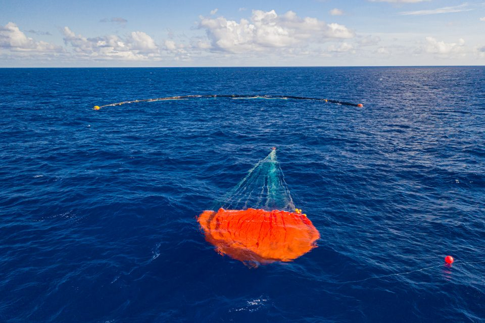 The Ocean Cleanup Sea Anchor