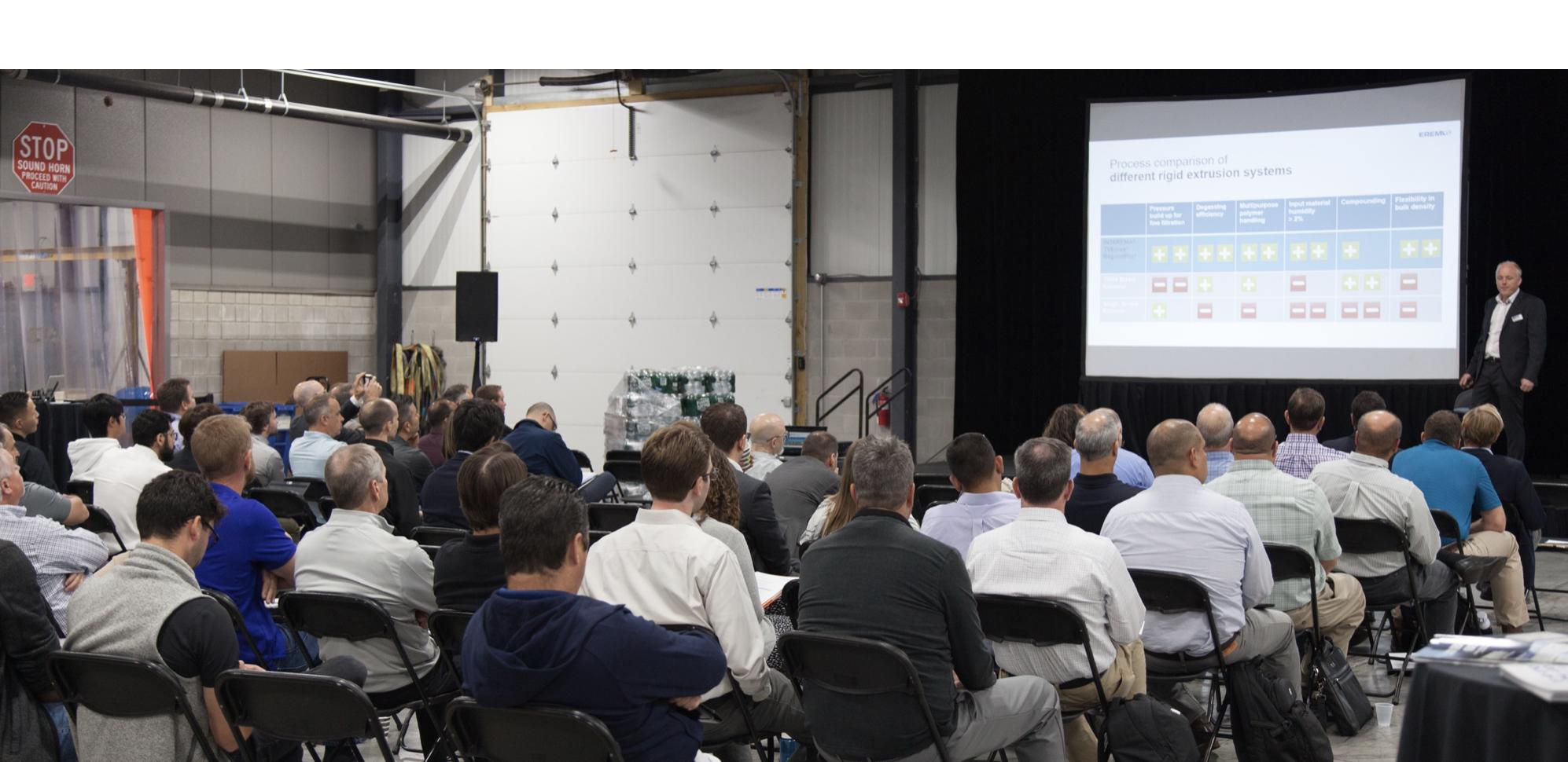 EREMA Discovery Day 2019_ Closing the Plastics Loop Presentations