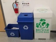 EREMA Employee Plastic Bag and Film Recycling Program