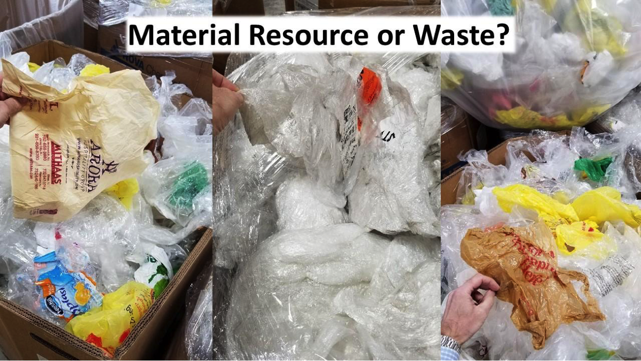 Film and Plastic Bag Recycling Technology