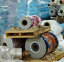 Post Industrial Plastic Recycling Raw Material