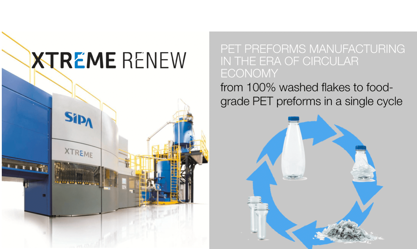 PET Industrial Plastics Recycling System